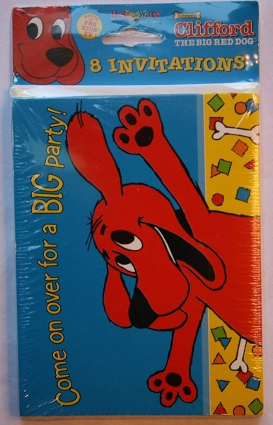 Amazon Com  Clifford The Big Red Dog