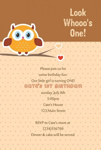 Free Shipping 8piece Lot Personalized Kids Birthday Invitation