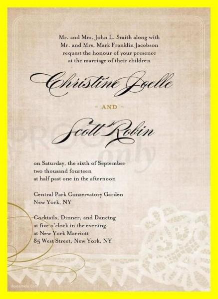 Catholic Wedding Invitation Wording Fresh