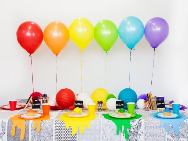 Large Size Of Art Party Ideas For 7 Year Olds Free Paint