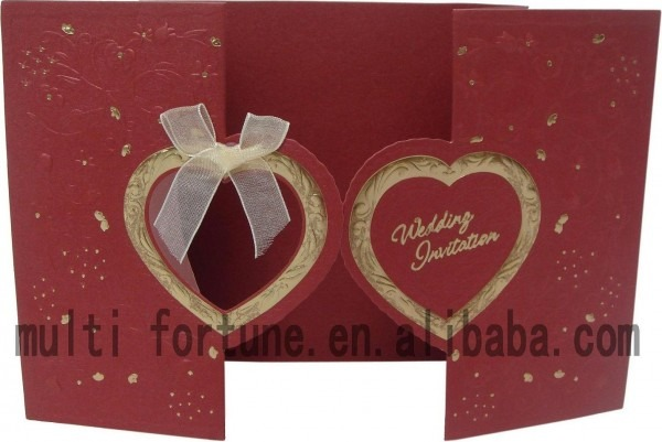 Lovely Cards Wedding Invitation Cards