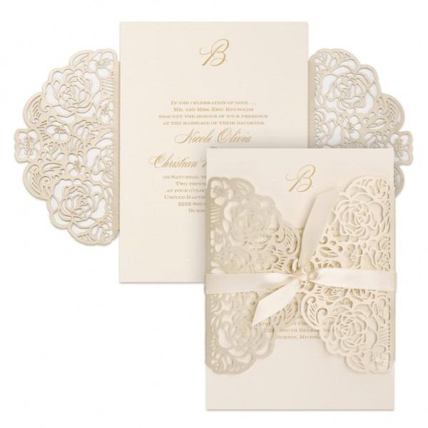 Carlson Craft Wedding Invitations & Stationery » Hyegraph