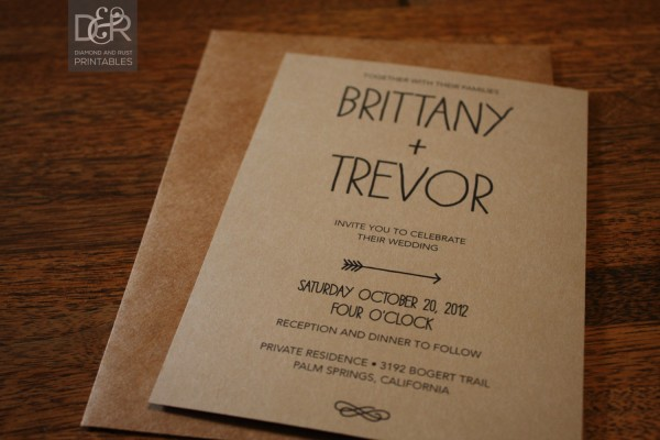 Wedding Invitation Template Cheap Country Wedding Invitations
