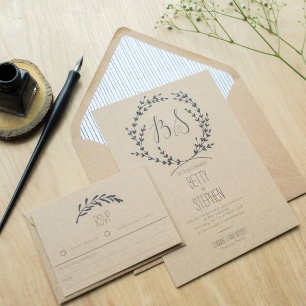 Creative Of Wedding Invitation Photos Whimsical Wedding