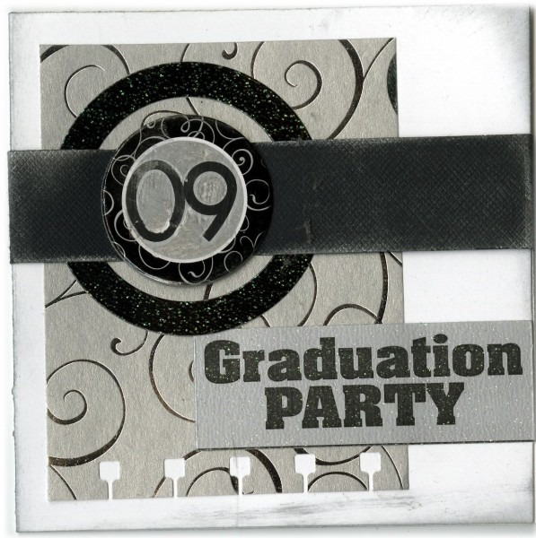 Graduation Party Scrapbook