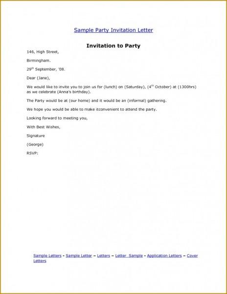 Dealer Meet Invitation Letter Format Card Sample For Meeting