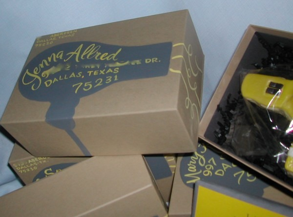 """Blowout"""" Boxed Birthday Invitations"""