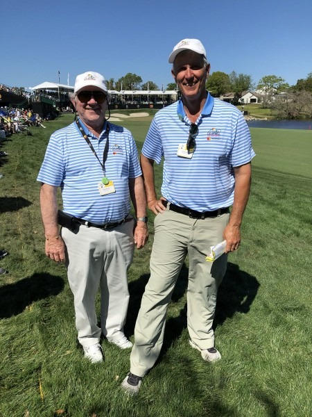 Arnold Palmer Inv  On Twitter   A Couple Of Our Volunteers