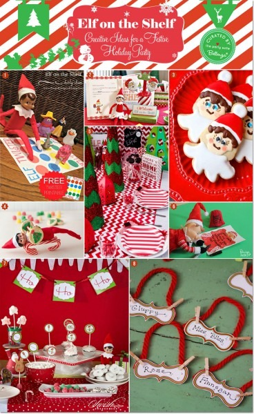 Elf On The Shelf Party Theme  Ideas Made Easy For You!