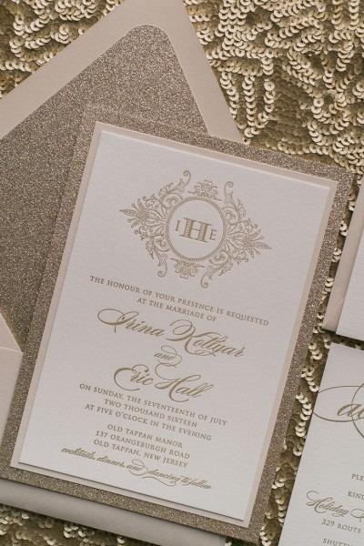 Fancy Wedding Invitations Fancy Wedding Invitations Accompanied By