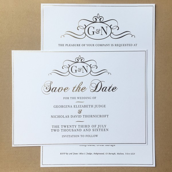 Wedding Invitation Timeline: Save The Date And Wedding Invitations Timeline