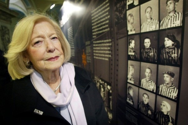Holocaust Survivor Gena Turgel, Who Took Care Of Anne Frank, Dies