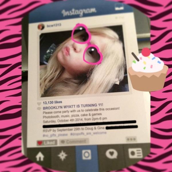 Instagram Party!