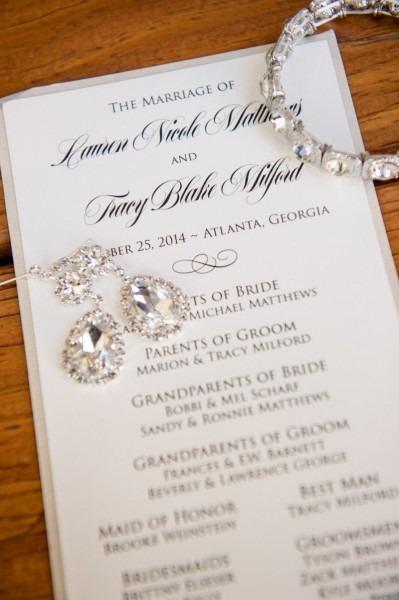 Classically Elegant Wedding At The Biltmore Ballrooms In Atlanta