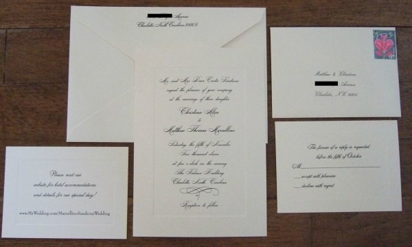 Invitations When Should You Mail Out Wedding Impressive To Send No