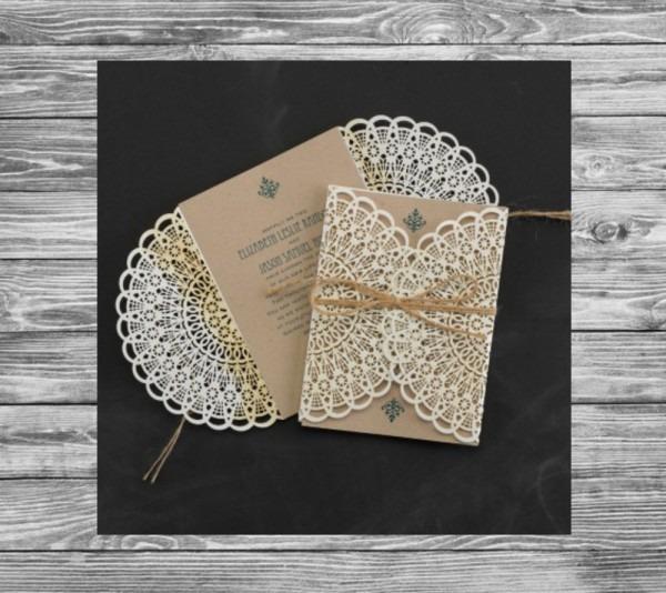 Carlson Craft Wedding Invitations — Cw Print + Design