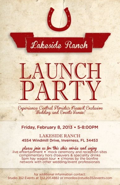 Launch Party Invitation Launch Party Invitation Suitable In