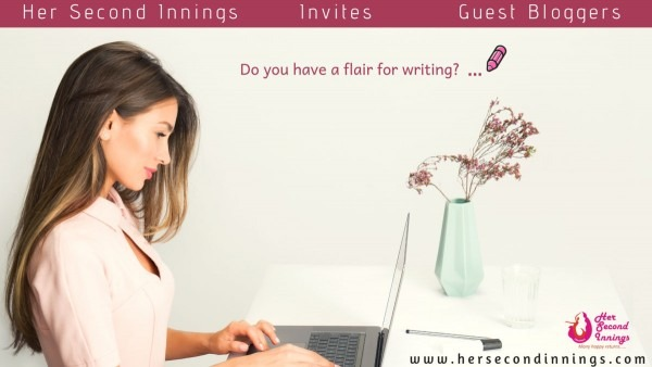 Invitation To Be A Guest Blogger
