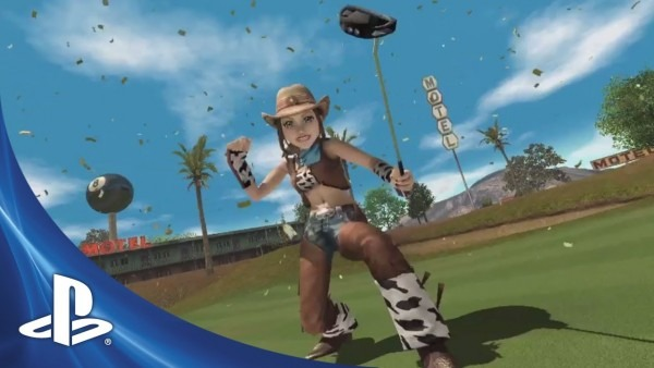 Hot Shots Golf™  World Invitational (ps3) Announce Trailer