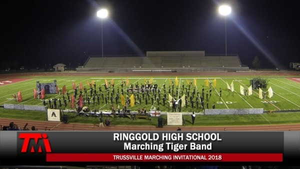 Trussville Marching Invitational 2018