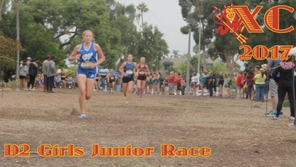 17' Mt Carmel Xc Invite Girls D2 Junior