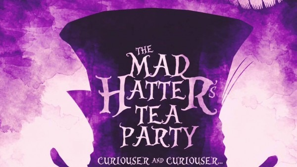 A Special Invitation To The Mad Hatter's Tea Party!