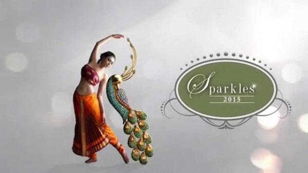 Abharan Jewellers Cordially Invite You To Sparkles 2015, Gold And