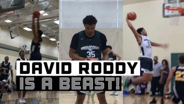David Roddy Is A Man Amongst Boys! Highlights @ The Howard Pulley