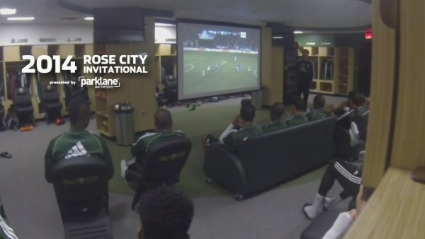 Team Video Session With Caleb Porter Via Gopro