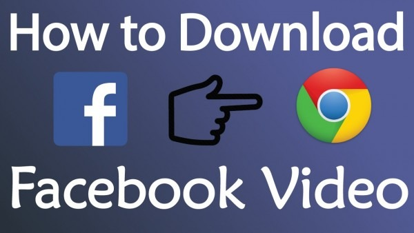 How To Download Facebook Video With Google Chrome