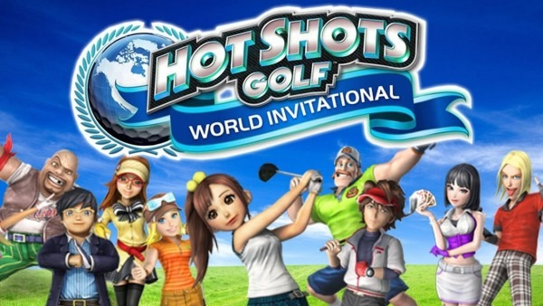 Hoyo En Uno!!! Hot Shots Golf  World Invitational Psvita   Ps3
