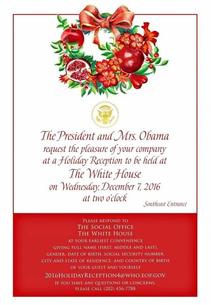 A Swoon Lifestyle Personality At The White House!
