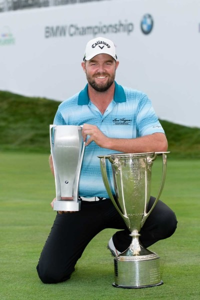 Marc Leishman Wins The 2017 Bmw Championship At Conway Farms Golf