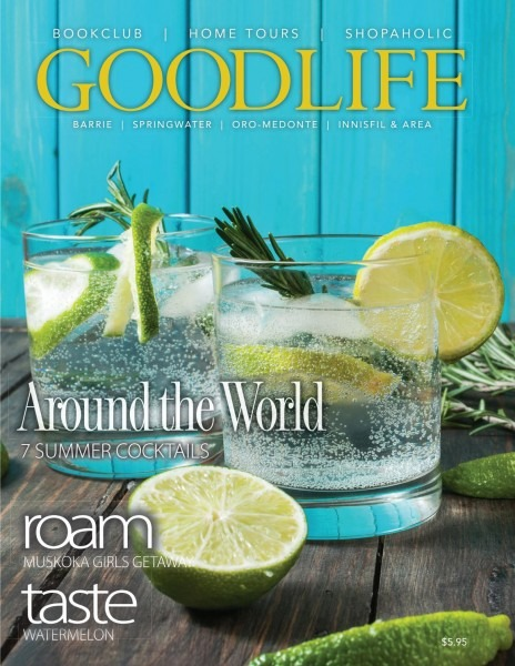 Goodlife Barrie July