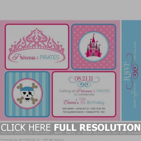 Free Princess Invitation Templates Purple Castle Printable