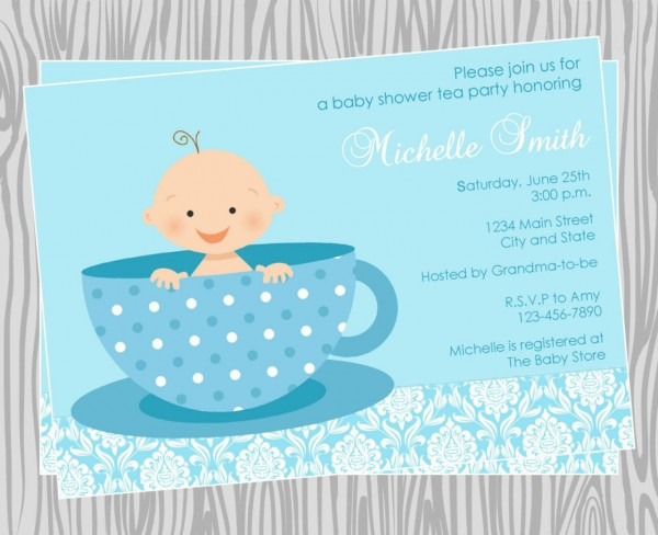 Popular Baby Shower Online Invitations Which You Need To Make