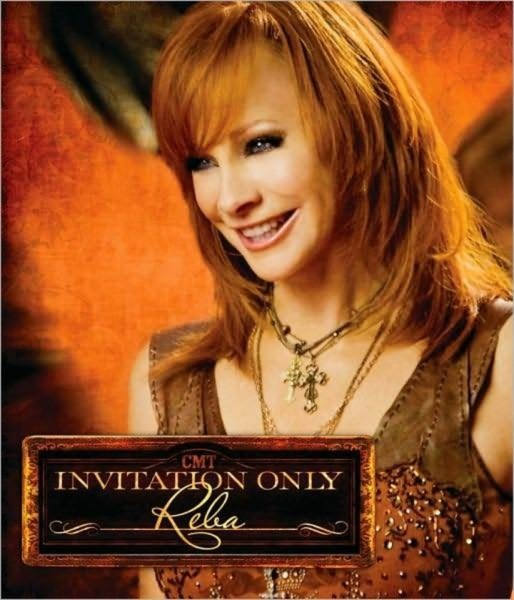 """Dvd Review  """"cmt Invitation Only  Reba& 8221;"""
