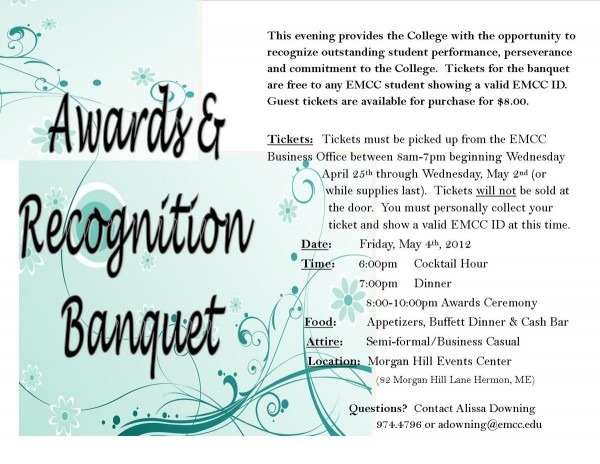 Sports Banquet Invitation Template – Party Decorations Ideas