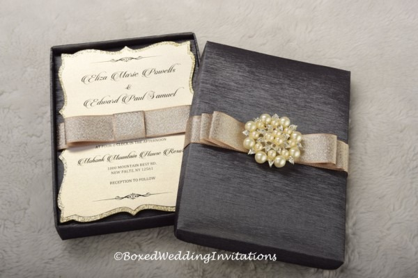 Gorgeous Couture Wedding Invitations Luxury Wedding Invitations