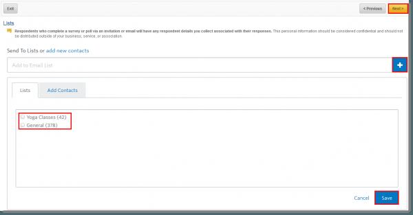 Copy A Survey Invitation Email
