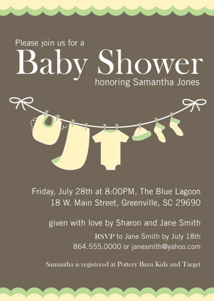 Surprise Gender Baby Shower Invites • Baby Showers Design