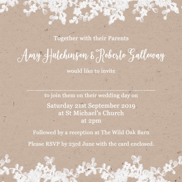 Invitations   Winsome Wedding Wording Samples And Ideas For Indian