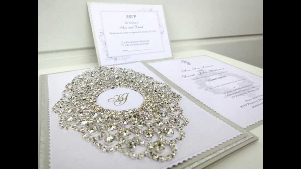 Unique Elegant Wedding Invitations From I Is One Of The Best Idea