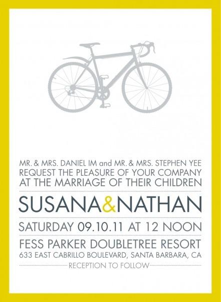 Invitations   Wedding Invitation Wording Couple Hosting Reception
