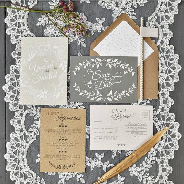 Whimsical Wedding Invitations Whimsical Wedding Invitations Create