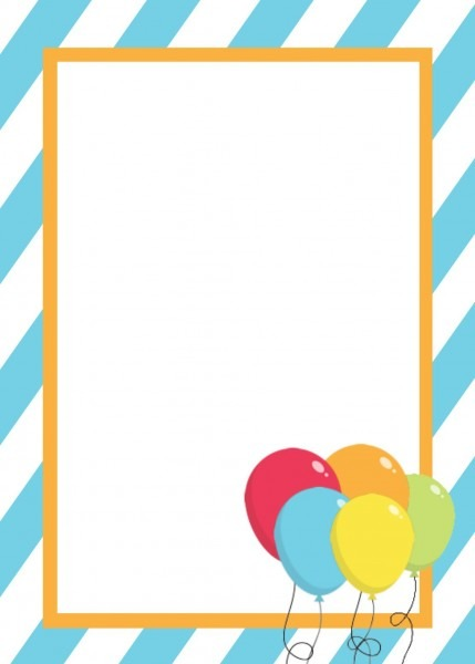 002 Template Ideas Birthday Invitation Remarkable Card Sample
