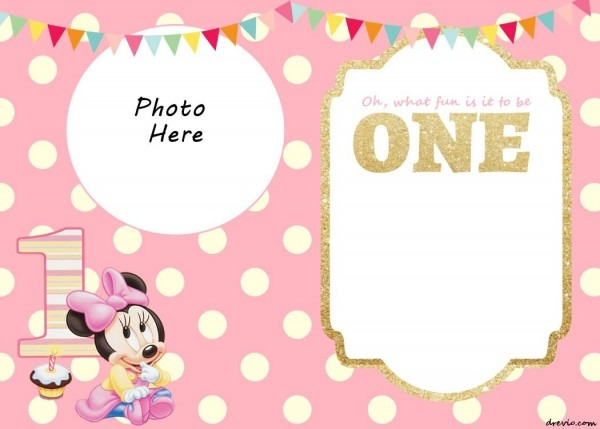 015 Birthday Invitation Templates Free Printable Template Ideas