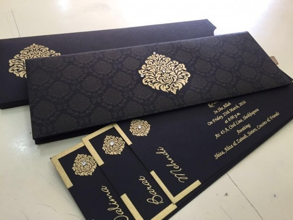 Customized Wedding Cards Lahore Pakistan, Wedding Cards Company In