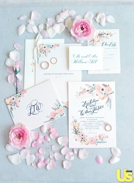 Lauren Conrad's Wedding Album With William Tell  See All The