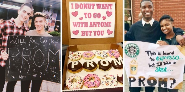 21 Adorable New Ways To Ask Someone To Prom